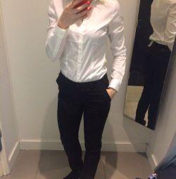 Pantaloni clasici hm