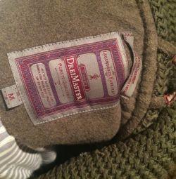 Men's coat, wool