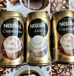 Coffee Nescafe Latte and Cappuccino 225 grams