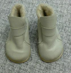 Boots for the first steps 12 size