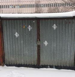 Garage rental