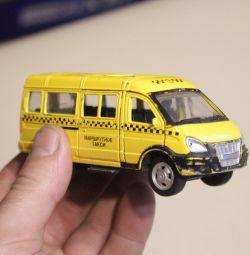 Model de taxi sovietic