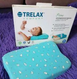Orthopedic pillow Trelax