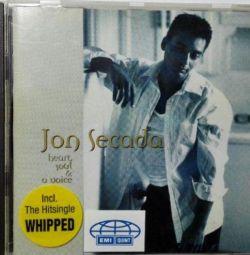 Jon Secada Heart, Soul Bir Ses 1994 EMI 1CD