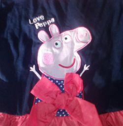 Платье и водолазка на 5-6лет