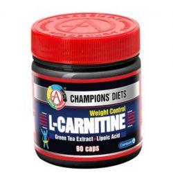 Îngrășăminte de grăsime L-CARNITINE Control greutate