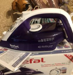 New Tefal Iron