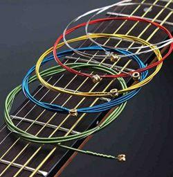 "Acoustic Guitar Strings ""Medium"""