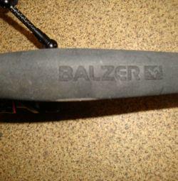 Spinning balzer shirasu im-8 pro + κύλινδρο