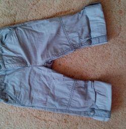 Παντελόνια-παντελόνι στο αγόρι