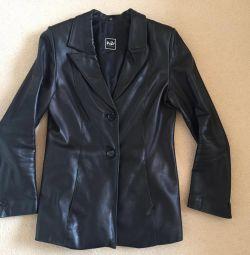 Leather jacket KUZU solution 42