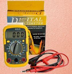 Multimetru digital UK-830LN
