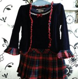 Dress girls 4-5 l