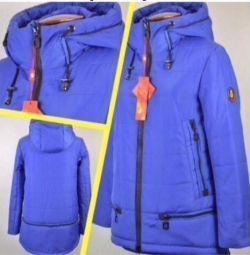 Demi-σεζόν γυναικεία σακάκι 46 μέγεθος