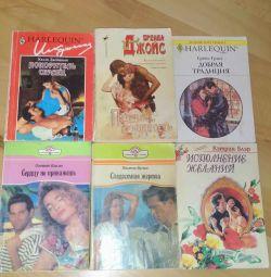 Книги ,романы о любви