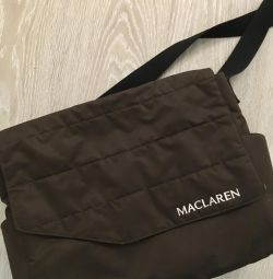 🔥Maclaren mommy bag