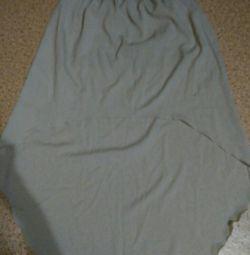 Τη φούστα του Sisley