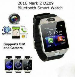 Έξυπνο ρολόι DZ 09
