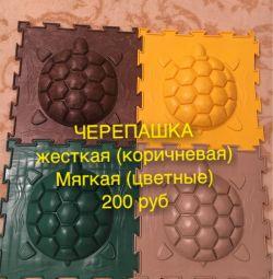Orthokovri χελώνα