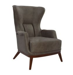 ABIA DARK GREY HM3098 ARMCHAIR
