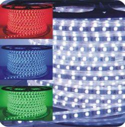 Bandă LED 220V RGB CLASS STANDARD