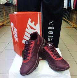 Spor ayakkabı Nike Air, tüm boyutlar, yaz, yeni