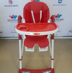 Chaise high chair nou