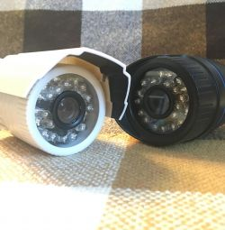 Камеры для видеонаблюдения Уличные и внутренние
