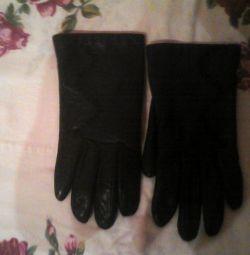 Voi vinde mănuși din piele naturală