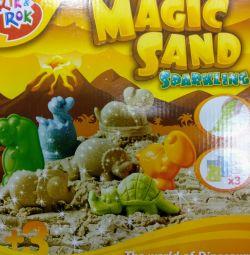 Setul de nisip kinetic