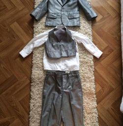 Costum clasic, 1,5-2 ani