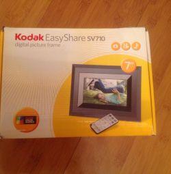digital photo frame KodakEasyShare sv710