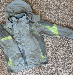 Куртка легкая (почта)