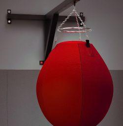 Sfera de box cu sârmă de 50 kg