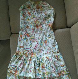 Καλοκαιρινό φόρεμα, βαμβάκι