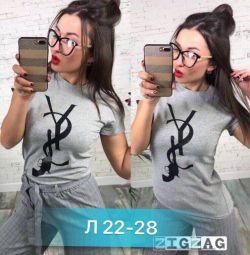T-shirt νέα