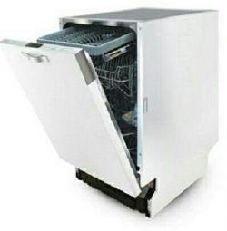 Посудомийна машина GiNZZU DC508