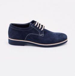 Pantofii sunt Tervolina bărbatului nou