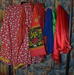 Men's folk costume