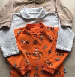 Bluze, catifea. Prețul pentru toți