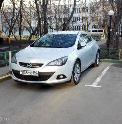 Opel astrajay te i ti, restyling