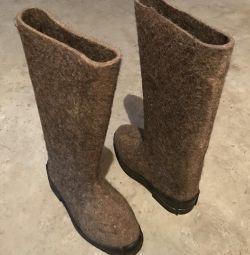 Pantofi cizme