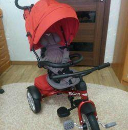 BENTLEY παιδικό ποδήλατο, περιστροφικό κάθισμα