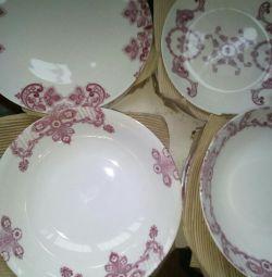 17pc plates per pcs