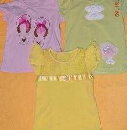 3 μπλουζάκια