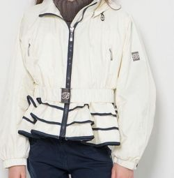 Windbreaker with ellipse ? from Borelli