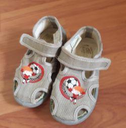 Ανοικτά παπούτσια
