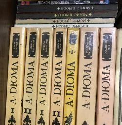 Cărți A. Dumas