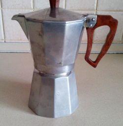 Producător de cafea URSS Metal