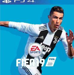 PS4 Games - FIFA 19, NHL 19,